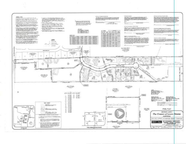 17 Rock Springs Midland Rd, Christiana, TN 37037 (MLS #1922243) :: EXIT Realty Bob Lamb & Associates