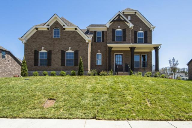 112 Telfair Lane #107, Nolensville, TN 37135 (MLS #1922292) :: Maples Realty and Auction Co.
