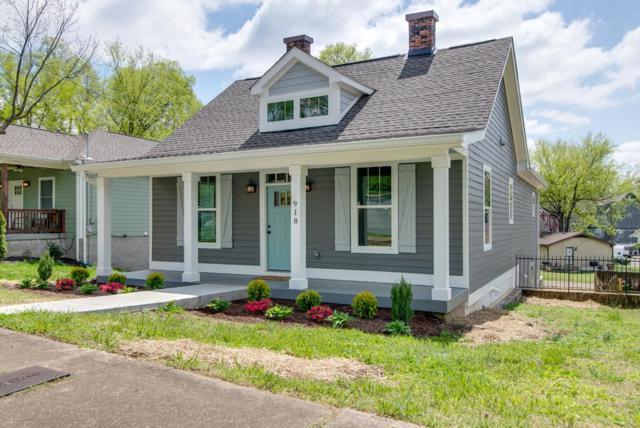 918 Marina St, Nashville, TN 37206 (MLS #1922373) :: EXIT Realty Bob Lamb & Associates