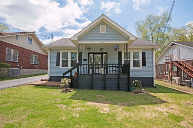 918 Petway, Nashville, TN 37206 (MLS #1922391) :: Maples Realty and Auction Co.