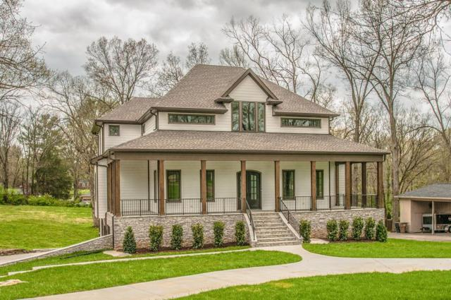 611 Georgetown Dr, Nashville, TN 37205 (MLS #1922393) :: Maples Realty and Auction Co.