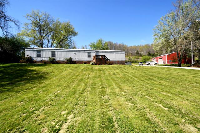 422 Powdermill Hill Rd, Lawrenceburg, TN 38464 (MLS #1922397) :: Exit Realty Music City
