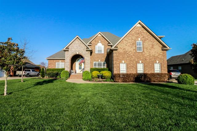 2817 Beaulah Dr, Murfreesboro, TN 37128 (MLS #1922461) :: RE/MAX Homes And Estates