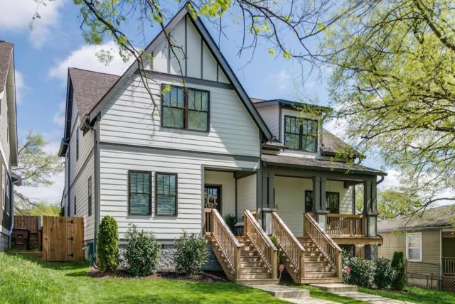 622 B Annex Ave., Nashville, TN 37209 (MLS #1922464) :: Ashley Claire Real Estate - Benchmark Realty