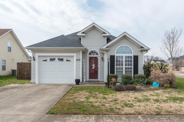 479 Albion Cir, Gallatin, TN 37066 (MLS #1922467) :: RE/MAX Homes And Estates