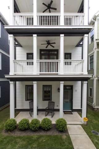 204 Burns Ave #13, Nashville, TN 37203 (MLS #1922480) :: Ashley Claire Real Estate - Benchmark Realty