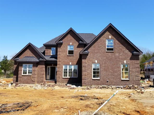 1745 North Side Dr - Lot 46, Murfreesboro, TN 37130 (MLS #1922491) :: RE/MAX Homes And Estates