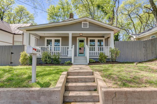 1216 Joseph Ave, Nashville, TN 37207 (MLS #1922549) :: RE/MAX Homes And Estates