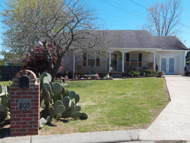 805 Clearspring Ct, Smyrna, TN 37167 (MLS #1922554) :: John Jones Real Estate LLC