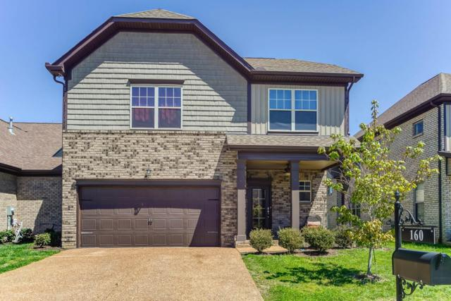 160 Annapolis Bend Cir, Hendersonville, TN 37075 (MLS #1922555) :: RE/MAX Homes And Estates