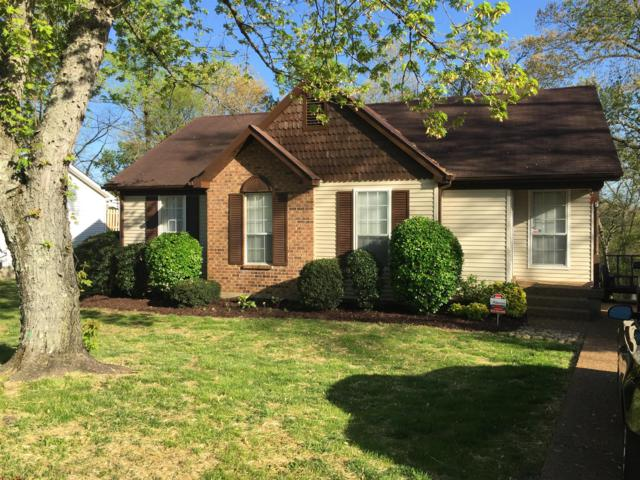 1444 Autumn Knoll, Hermitage, TN 37076 (MLS #1922559) :: RE/MAX Homes And Estates
