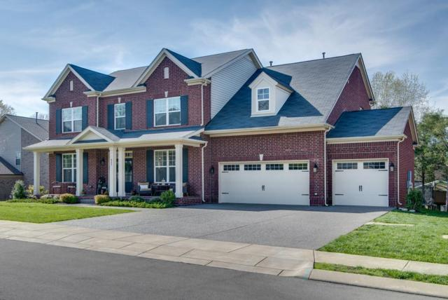 432 Valley Spring Dr, Mount Juliet, TN 37122 (MLS #1922720) :: Ashley Claire Real Estate - Benchmark Realty