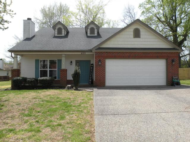 422 W W Winterberry, White House, TN 37188 (MLS #1923064) :: Keller Williams Realty