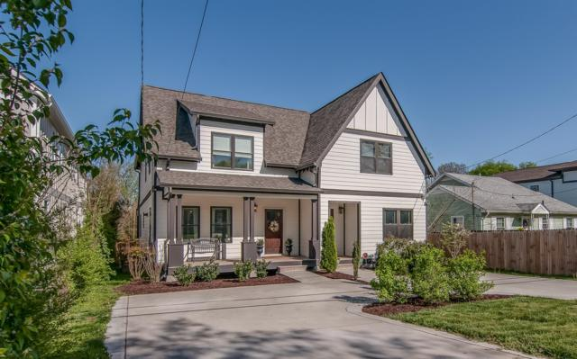 614 B Ries Ave, Nashville, TN 37209 (MLS #1923162) :: Oak Street Group