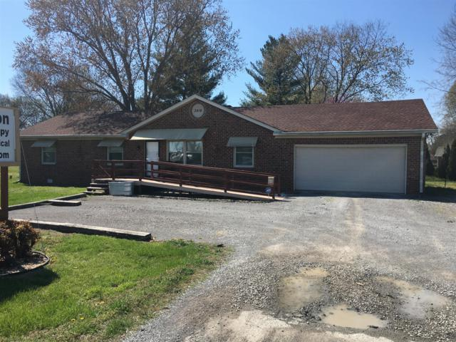 3416 Shelbyville Hwy, Murfreesboro, TN 37127 (MLS #1923169) :: Team Wilson Real Estate Partners