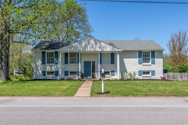 923 Percy Warner Blvd, Nashville, TN 37205 (MLS #1923265) :: HALO Realty