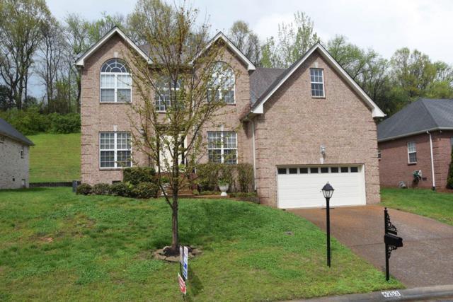 4253 Rachel Donelson Pass, Hermitage, TN 37076 (MLS #1923452) :: RE/MAX Choice Properties