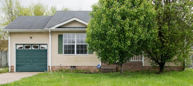 1015 Bush Avenue, Oak Grove, KY 42262 (MLS #1923561) :: The Kelton Group