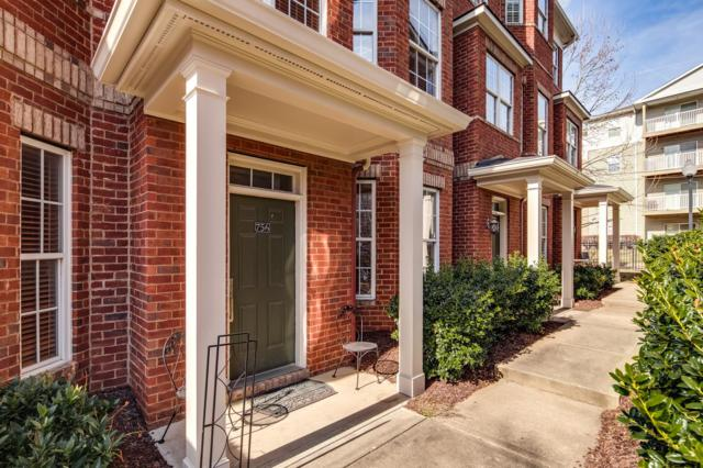 756 Wedgewood Park, Nashville, TN 37203 (MLS #1923593) :: The Helton Real Estate Group