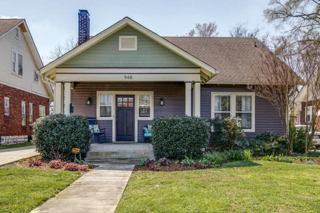 948 Maxwell Ave, Nashville, TN 37206 (MLS #1923723) :: RE/MAX Choice Properties