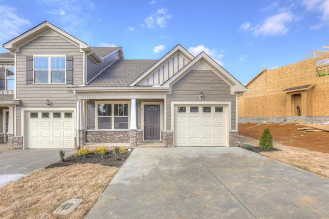 1009 Muna Court Lot 98, Spring Hill, TN 37174 (MLS #1923981) :: The Matt Ward Group