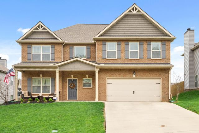 1534 Raven Rd, Clarksville, TN 37042 (MLS #1923985) :: The Matt Ward Group