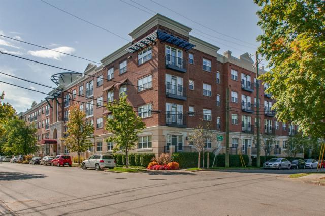 3000 Vanderbilt Pl Apt 410, Nashville, TN 37212 (MLS #1924271) :: John Jones Real Estate LLC