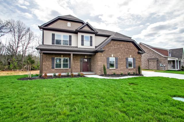 231 Mcclaran Place- Lot 152, Murfreesboro, TN 37129 (MLS #1924358) :: Berkshire Hathaway HomeServices Woodmont Realty