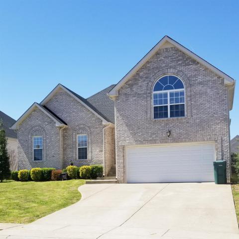 1340 Allmon Dr, Clarksville, TN 37042 (MLS #1924831) :: EXIT Realty Bob Lamb & Associates