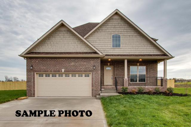 133 Griffey Estates, Clarksville, TN 37042 (MLS #1925078) :: REMAX Elite
