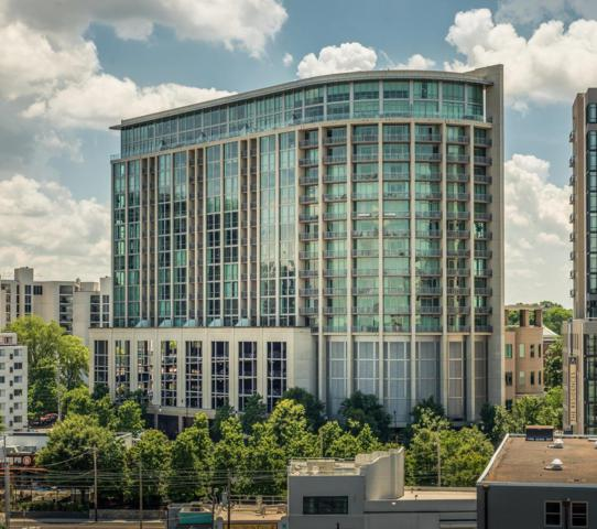 900 20Th Ave S Apt 711 #711, Nashville, TN 37212 (MLS #1925789) :: John Jones Real Estate LLC