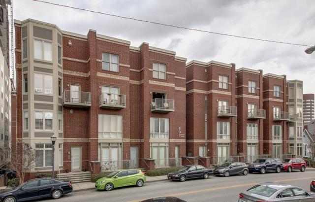 807 18Th Ave S Apt 409 #409, Nashville, TN 37203 (MLS #1926401) :: Keller Williams Realty