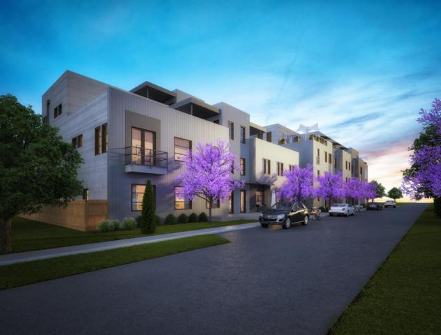 1402 Pillow St #101, Nashville, TN 37203 (MLS #1926421) :: Maples Realty and Auction Co.