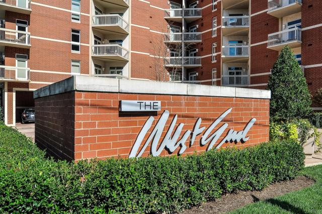 110 N 31St.  Ave N  #502 #502, Nashville, TN 37203 (MLS #1927161) :: KW Armstrong Real Estate Group