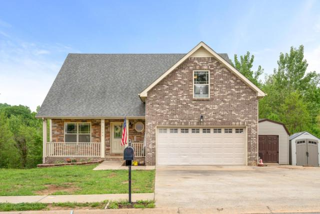 1104 Ishee Dr, Clarksville, TN 37042 (MLS #1927376) :: Berkshire Hathaway HomeServices Woodmont Realty
