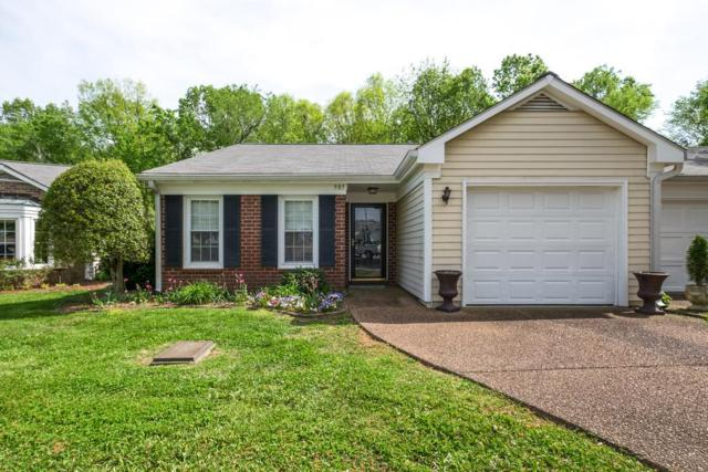 905 Glenmary Ct, Nashville, TN 37205 (MLS #1927461) :: The Helton Real Estate Group