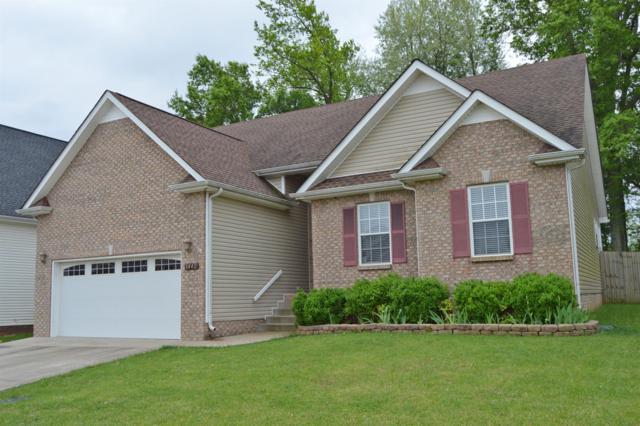 1442 Bruceton Drive, Clarksville, TN 37042 (MLS #1927589) :: EXIT Realty Bob Lamb & Associates