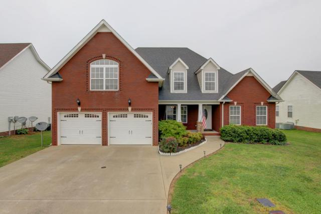 1205 Channelview Dr, Clarksville, TN 37040 (MLS #1927758) :: REMAX Elite