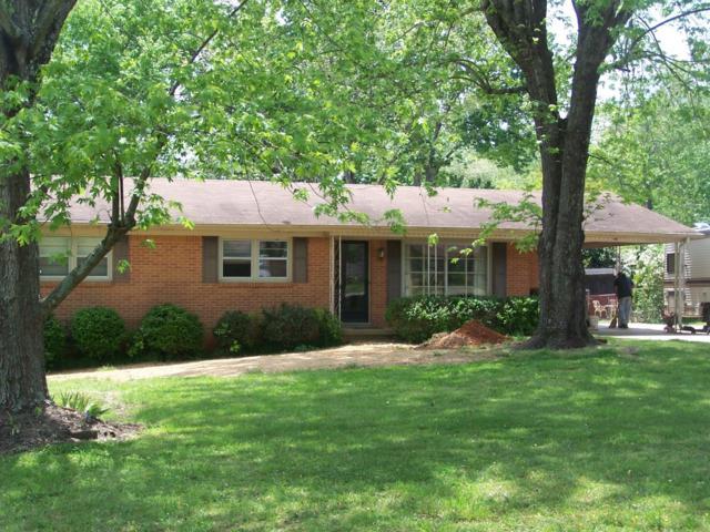 1617 Whippoorwill Dr, Lawrenceburg, TN 38464 (MLS #1927761) :: DeSelms Real Estate