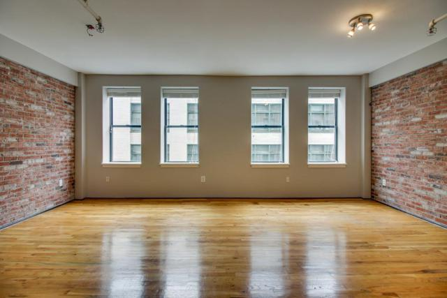 700 Church St Apt 405, Nashville, TN 37203 (MLS #1927763) :: John Jones Real Estate LLC