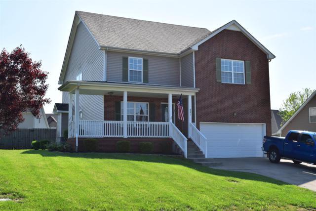 481 Winding Bluff Way, Clarksville, TN 37040 (MLS #1927845) :: EXIT Realty Bob Lamb & Associates