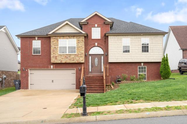 1458 Raven Rd, Clarksville, TN 37042 (MLS #1928067) :: EXIT Realty Bob Lamb & Associates