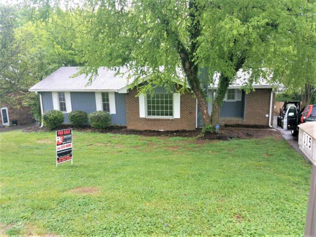 115 Hillside Dr, Hendersonville, TN 37075 (MLS #1928166) :: KW Armstrong Real Estate Group