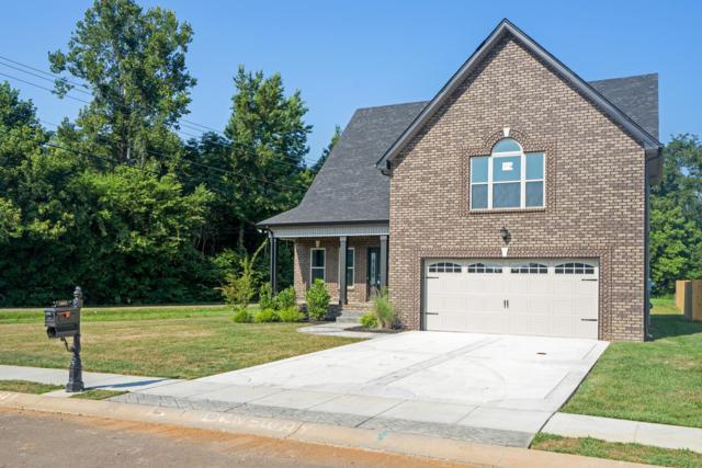 41 Dunbar Place Lot 41, Clarksville, TN 37043 (MLS #1928594) :: REMAX Elite