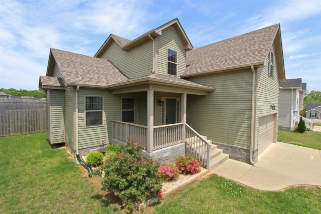 1605 Erika Dr, Clarksville, TN 37042 (MLS #1928657) :: EXIT Realty Bob Lamb & Associates