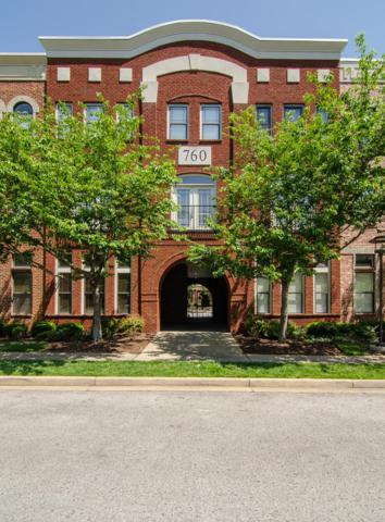 760 Wedgewood Park Apt 308 #305, Nashville, TN 37203 (MLS #1928749) :: The Helton Real Estate Group
