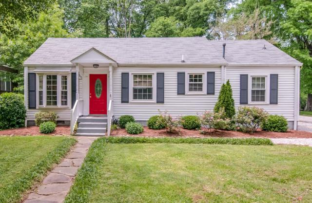 305 50Th Ave N, Nashville, TN 37209 (MLS #1928979) :: RE/MAX Homes And Estates