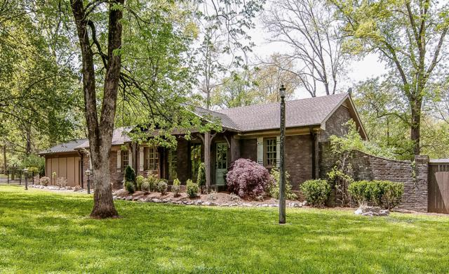 717 Brook Hollow Road, Nashville, TN 37205 (MLS #1929059) :: The Milam Group at Fridrich & Clark Realty