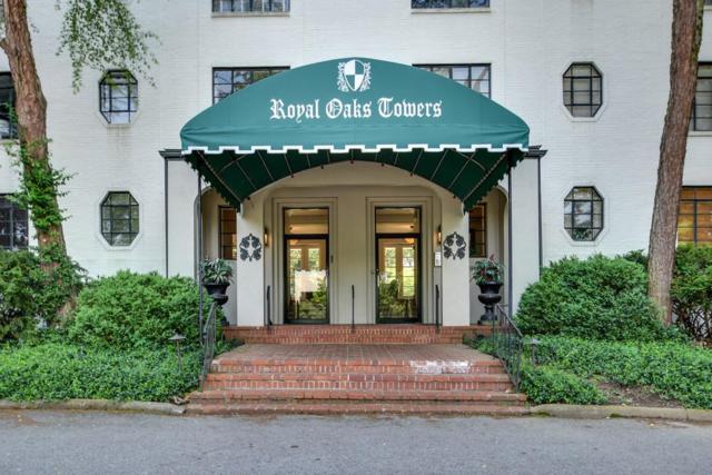 4505 Harding Pike # 4E 4E, Nashville, TN 37205 (MLS #1929072) :: Team Wilson Real Estate Partners