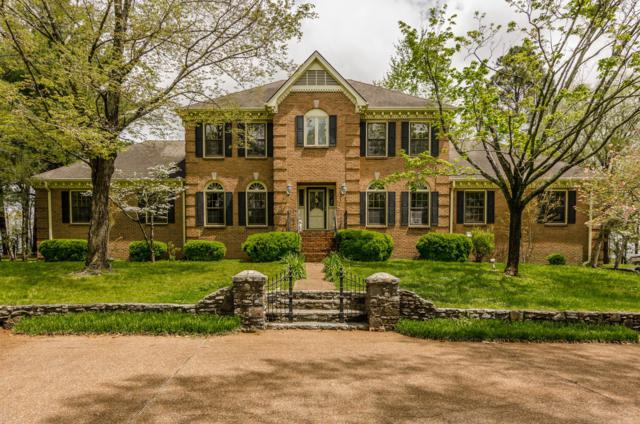 126 Clifftop Dr, Hendersonville, TN 37075 (MLS #1929336) :: Nashville On The Move